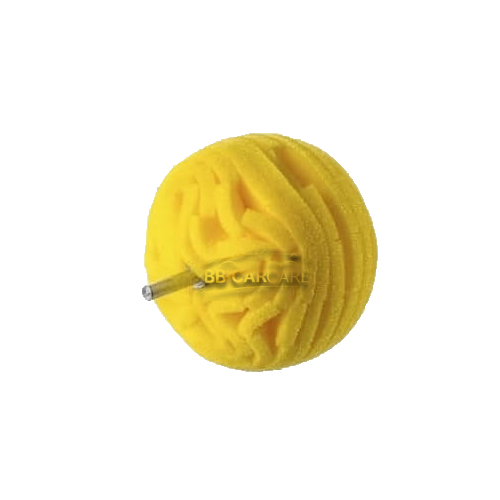 Yellow-Polishing-ball-Large
